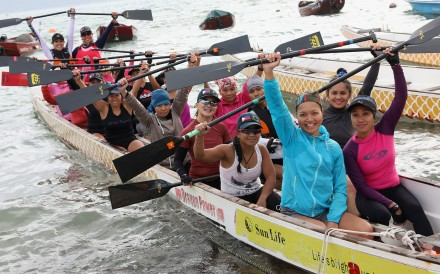 Founded in 2018, the Filipino Dynamo dragon boat team made up of domestic workers made a strong showing at a Hong Kong open race on May 26, 2019....