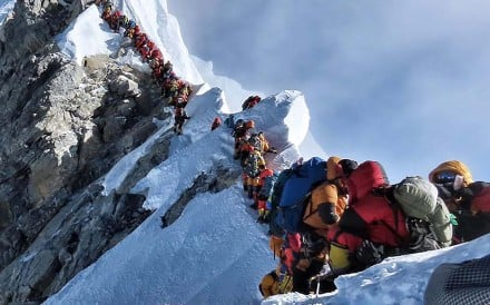 At least 11 people have died while climbing Mount Everest since the start of the 2019 spring climbing season. The world's highest mountain is swamped with climbers, leading to deadly queues for a...