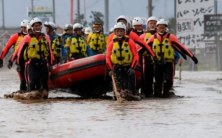 The death toll has risen to at least 58 in Japan as rescue efforts continue in the wake of typhoon Hagibis, the biggest typhoon to hit the country in decades....