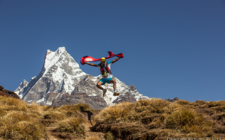 The Annapurna 100km and 55km races put runners through their paces, but treat them to spectacular views