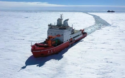 China's new polar icebreaker, Xuelong II, has reached Antarctica a little over a month after setting out on Shenzhen on its maiden polar voyage. The first China-made vessel of its kind arrived...