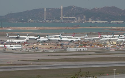 Hong Kong's flagship airline Cathay Pacific Airways is scrambling to ride out a financial storm caused by the coronavirus outbreak, coming right on the heels of months of anti-government protests...