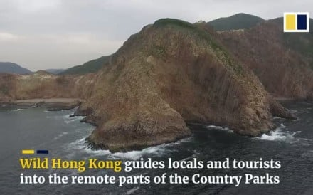 Wild Hong Kong takes tourists and locals to the most remote parts of the Country Parks