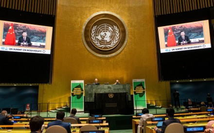 World leaders gathered virtually in New York on September 30, 2020, as the United Nations convened a summit aimed at galvanising action to protect the world's wildlife and biodiversity. During the...