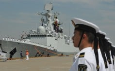 A Chinese PLA Navy fleet once comprised of multiple ship classes has been replaced by a leaner, meaner force. Photo: Xinhua
