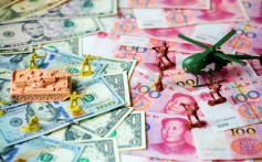 China holds the biggest volume of US Treasuries in the world, at US$1.123 trillion. Photo: Shutterstock