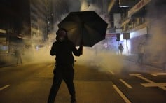 A defiant Hong Kong is not the only uncertainty facing China. Photo: AP