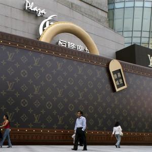 China's nouveau riche