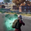 A game character being shot in China's version of PUBG. (Picture: PUBG/Tencent)