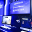A hands-on demo at ChinaJoy allowed people to experience cloud gaming via Tencent Cloud. (Picture: Tencent Cloud)