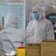 Masks, medical supplies, money and even free meals have been pouring in from Chinese tech firms to help fight the spread of the coronavirus. (Picture: AP)