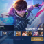 An anime character with pink glasses and a shamrock in his teeth is one of the more interesting representations of AI we've seen. (Picture: Tencent AI Lab/Honor of Kings)