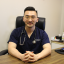 Dr. Fu Di, General Practitioner and Chief Medical Executive of a local medical clinic