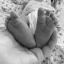 Oksana Voevodina, the Russian wife of Kelantan ruler Sultan Muhammad V, announced the birth with a picture of the baby's feet. Photo: Instagram