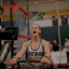 Harriet Roberts wins the final event of the weekend, and with it the overall title. Photos: Pandaland CrossFit