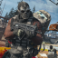 A screen grab from Call of Duty: Warzone, the latest free-to-play battle royale video game.