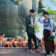 Korean actor Lee Seung-gi (right) and Taiwanese actor Jasper Liu team up for new Netflix travel-reality show Twogether. Photo: Netflix