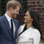 Royal rebels: Prince Harry, Meghan Markle and Diana, Princess of Wales. Photo: AP Photo