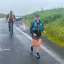 Carla Molinaro sets the record for running from Land's End to John o' Groats. Only in hindsight can she remember the fun parts – at the time it was all pain and determination. Photo: @carlamolinaro Instagram