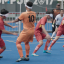The Malaysian blind football team competing at the Asean Para Games in Kuala Lumpur in 2017. Photo: Handout