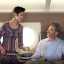 Get the full Singapore Airlines experience – on the ground, as pop-up plane restaurant A380@Changi lets diners eat aboard a grounded jet. Photo: @singaporeair/Instagram