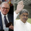 Notable billionaires who have pledged to give the bulk of their wealth to good causes include Warren Buffett and Nandan Nilekani. Photo: Reuters
