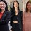 The real life Crazy Rich Asians of Taiwan: Chris Tsai, Cher Wang, Aimee Sun and Delia Tseng. Photo: @chris.cr.tsai/Instagram, @aimeeyunyunsun/Instagram, @cherwang/Twitter, EBC News.