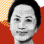 A poster promotes a Canadian campaign to release Huawei executive Meng Wanzhou. Photo: Handout