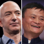 Jeff Bezos, Jack Ma and Warren Buffett, self-made billionaires. Photos: TNS, Bloomberg, MCT