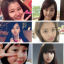 Twice members before the K-pop girl group's debut. Photos: @idolspredebut; @FYTWICE; @FrenchNayeon @dahyunniepics/Twitter