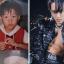 Exo's Kai, then and now. Photos: @StationKAI/Twitter, SM Entertainment