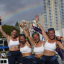 The Ocean Sheroes, who smashed the world record for rowing across the Pacific, from San Francisco to Hawaii. Photo: Great Pacific Race/@hawaiisportsphotography
