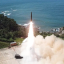 A South Korean high-yield ballistic missile test. Photo: Handout