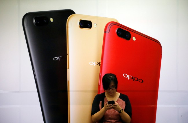 Smartphone maker Oppo says it's looking into 6G