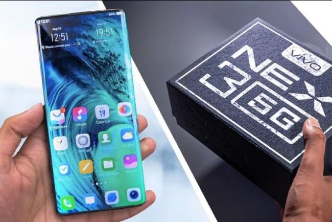 Vivo has more than half of China's 5G smartphone market