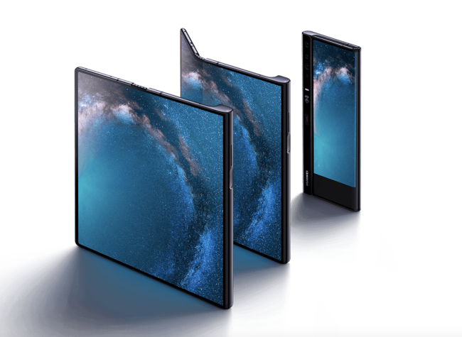 Huawei's foldable Mate X smartphone goes on sale Friday