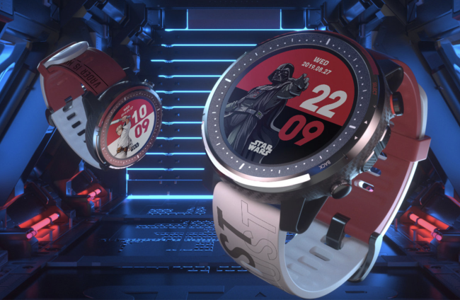 China is getting a Star Wars-themed Amazfit smartwatch