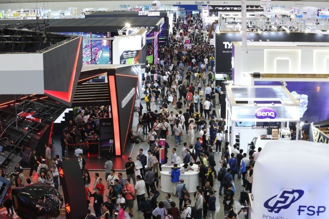 Taiwan's Computex joins list of tech events affected by pandemic