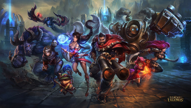 Tencent files China's first cloud gaming lawsuit over League of Legends