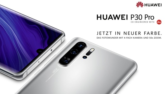 Huawei's P30 Pro New Edition is equipped with Google apps