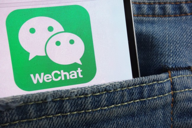 WeChat now has over 1.2 billion users worldwide