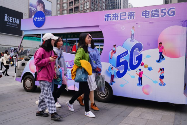 China Telecom and ZTE are already working on 6G technology