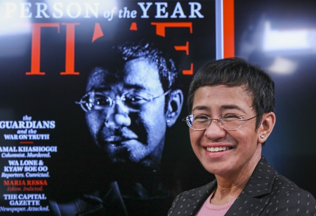 Maria Ressa, Duterte critic and 'guardian of the truth', says