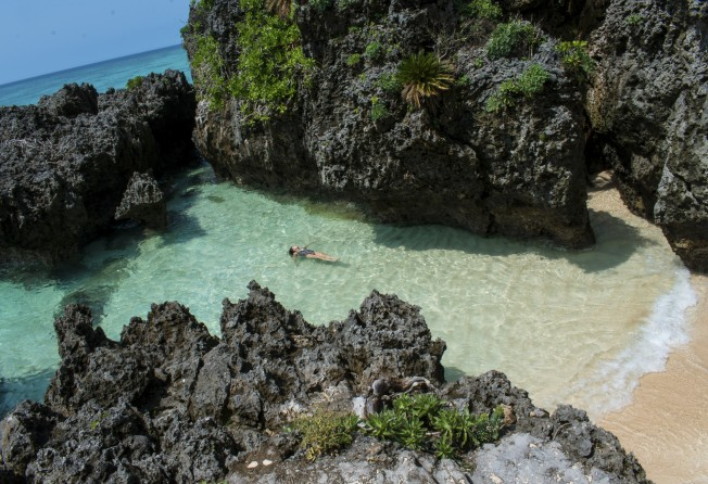 White sand beaches, clear waters: this Japanese island is a tropical
