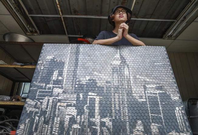 Hong Kong artist's baffling HK$100 request spawns nostalgic
