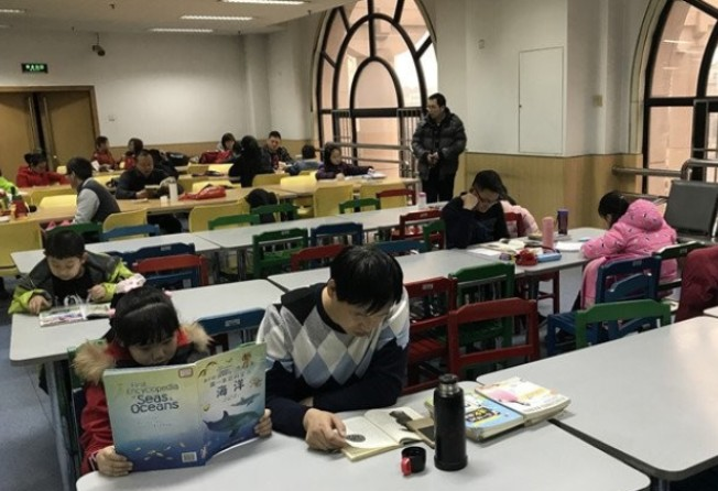 Chinese parents say intense competition forces them to send