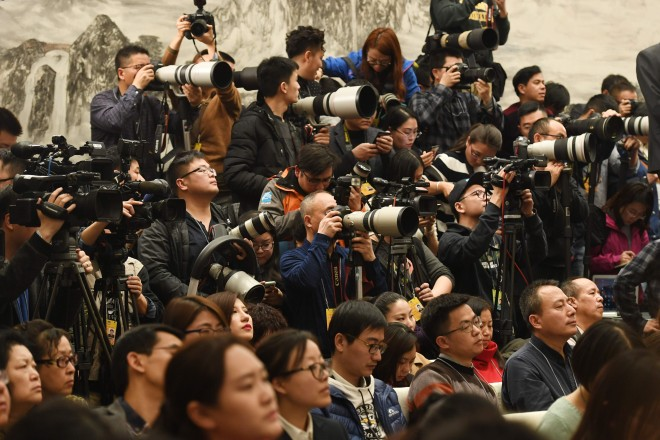 Chinese journalists to be tested on loyalty to Xi Jinping