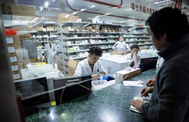 Shanghai to launch mandatory face scans for drug buyers