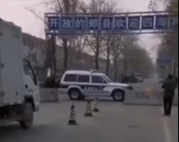 Chinese county locked down amid fear of second coronavirus wave