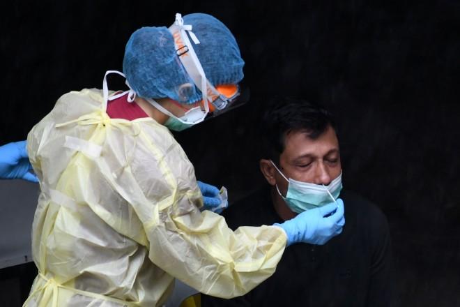 Coronavirus patient puzzles New York doctors with rare symptoms